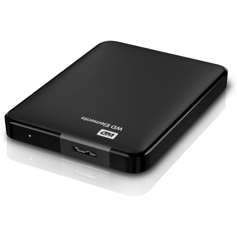Жесткий диск Western Digital Elements Portable 1Tb USB 3.0 WDBUZG0010BBK-EESN / WDBUZG0010BBK-WESN