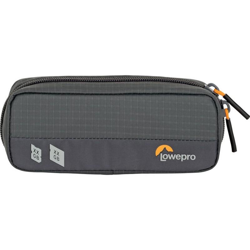 Футляр LowePro GearUp Memory Wallet 20D Dark Grey LP37186-PWW