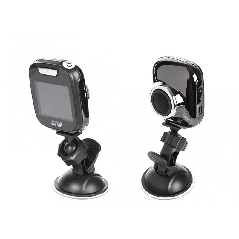 Видеорегистратор AVS VR-823SHD, черный