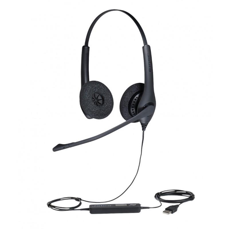 Наушники Jabra BIZ 1500 Duo USB NC Global 1559-0159