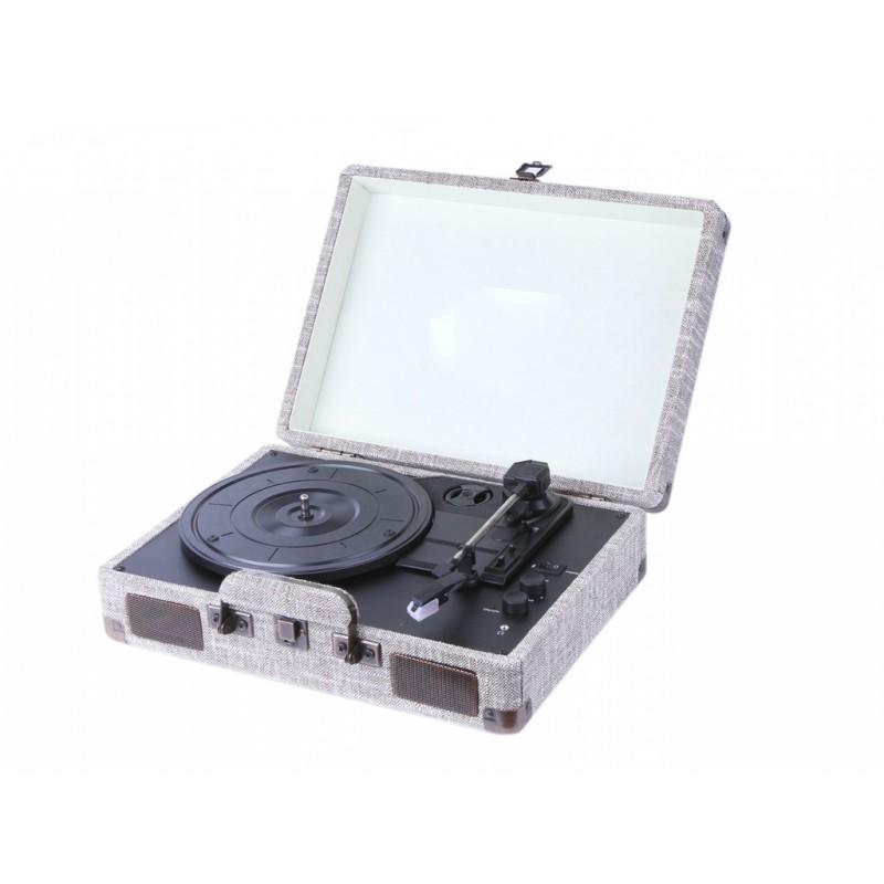 Проигрыватель Crosley Cruiser Deluxe Portable CR8005D-HA / CRL8005D-HA