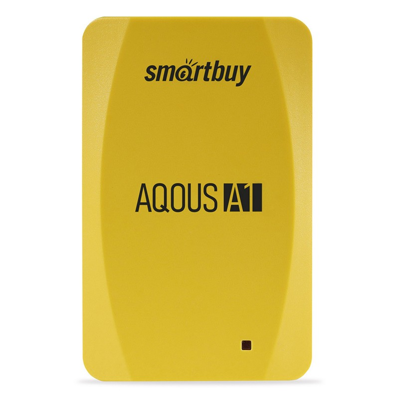 Твердотельный накопитель 128Gb - SmartBuy A1 Drive USB 3.1 Yellow SB128GB-A1Y-U31C