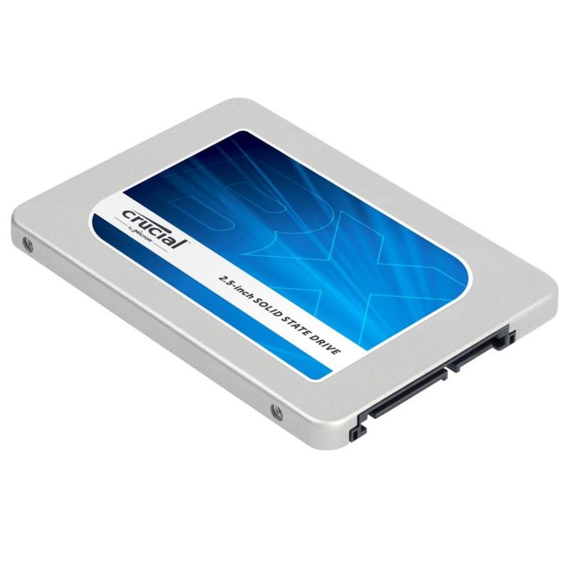 Твердотельный накопитель Crucial MX500 500Gb CT500MX500SSD1 Выгодный набор + серт. 200Р!!!