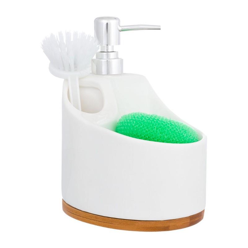 Диспенсер для жидкого мыла Elan Gallery Кристалл 600ml 540024