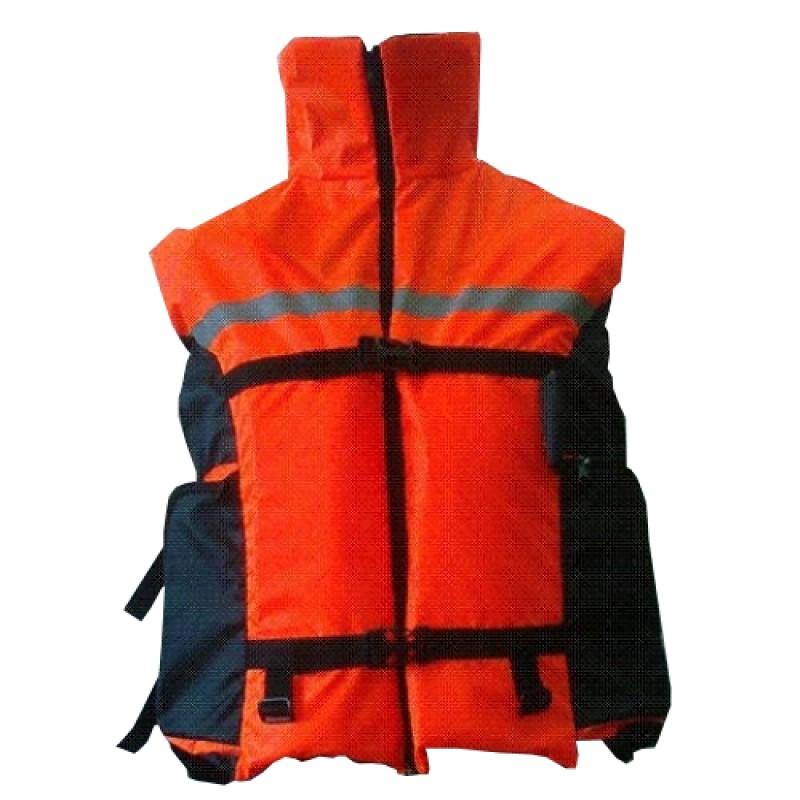 Спасательный жилет Таежник Сильвер-3 р.48-52 Orange