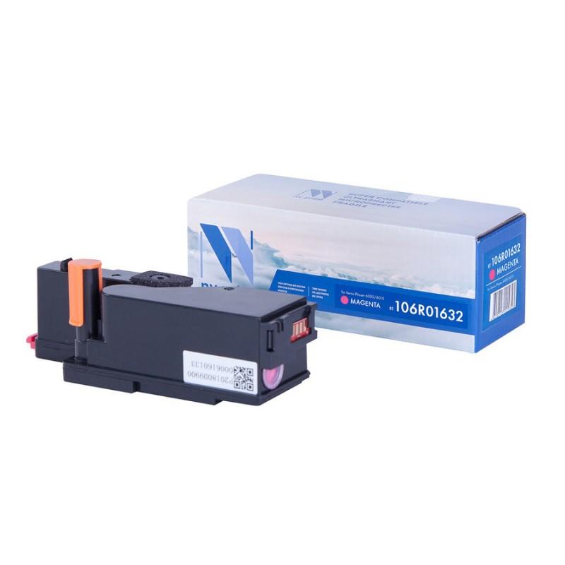Картридж NV Print 106R01632 Magenta для Phaser 6000/6010