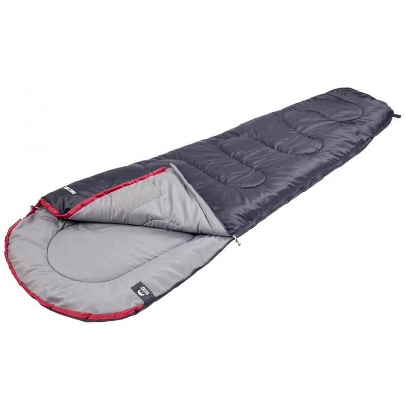 Cпальный мешок Jungle Camp Easy Trek Grey 70921
