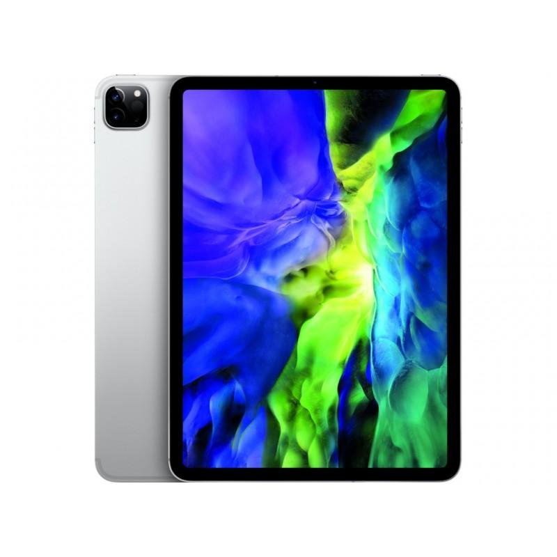 Планшет APPLE iPadPro 11 (2020) Wi-Fi + Cellular 256Gb Silver MXE52RU/A