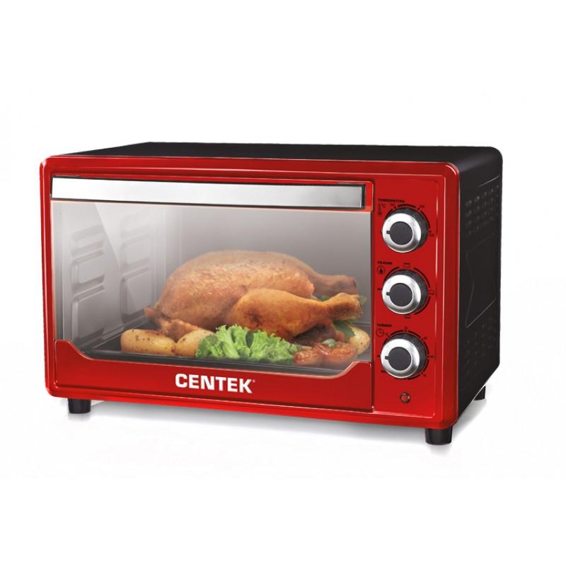 Мини печь Centek CT-1530-36 Red