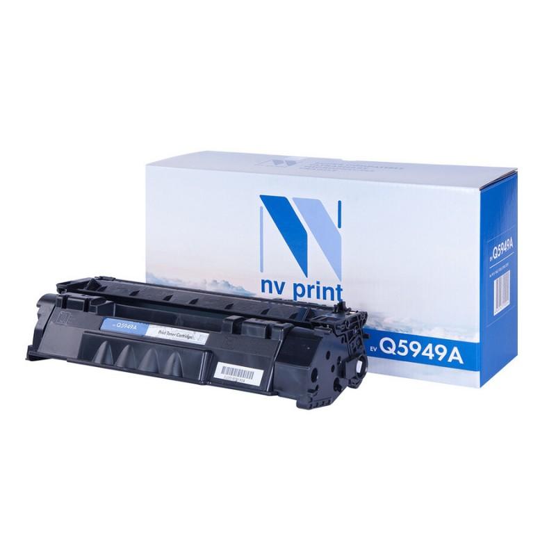 Картридж NV Print Q5949A для LJ 1160/1320/3390/3392