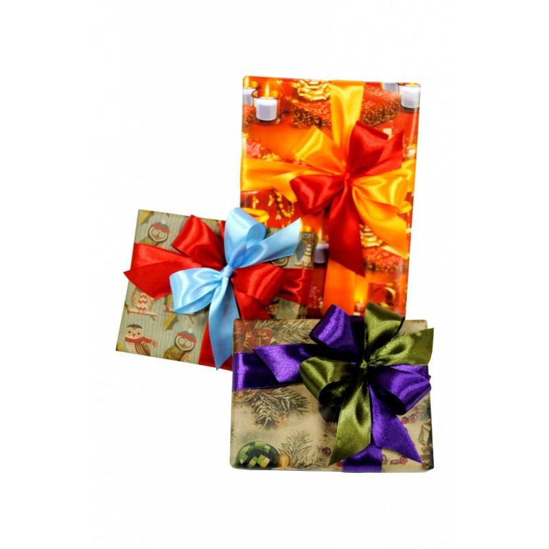 Подарочная упаковка крупногабаритного товара