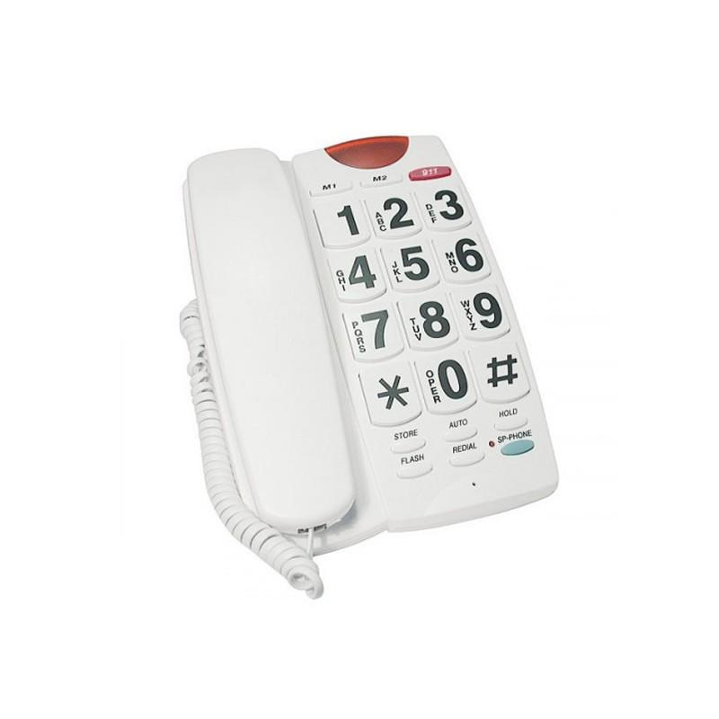 Радиотелефон Reizen для слабослышащих