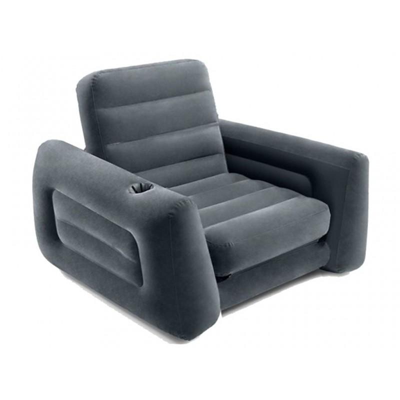 Надувное кресло Intex Pull-Out Chair 66551