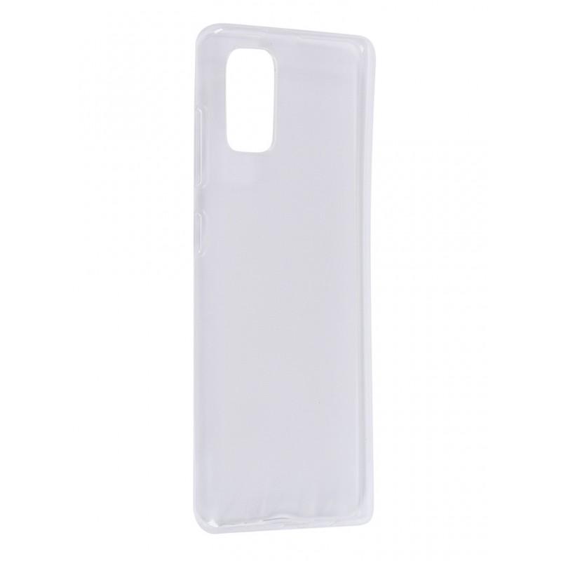 Чехол Zibelino для Samsung Galaxy A41 A415 Ultra Thin Case Transparent ZUTC-SAM-A415-WHT
