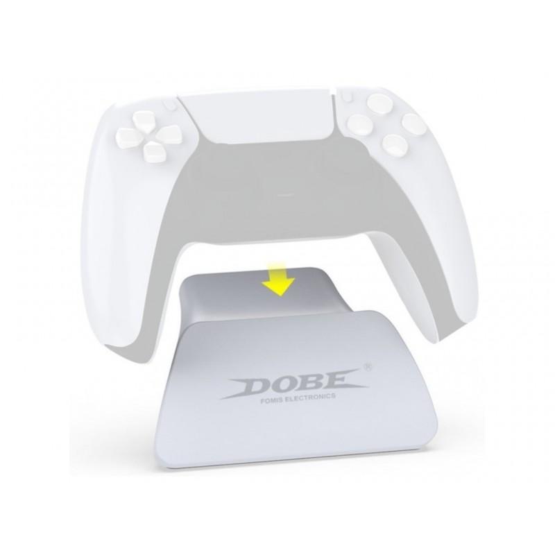 Подставка под джойстик Dobe DualSense PS5 Display Stand Dobe TP5-0537 White