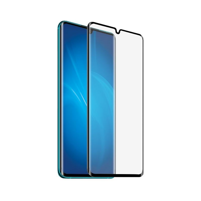 Защитный экран Red Line для Xiaomi Mi Note 10 Lite Full Screen 3D Tempered Glass Full Glue Black УТ000020160