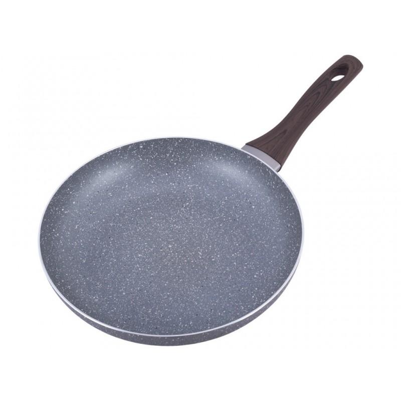 Сковорода Kamille 28cm Grey Marble KM-4114