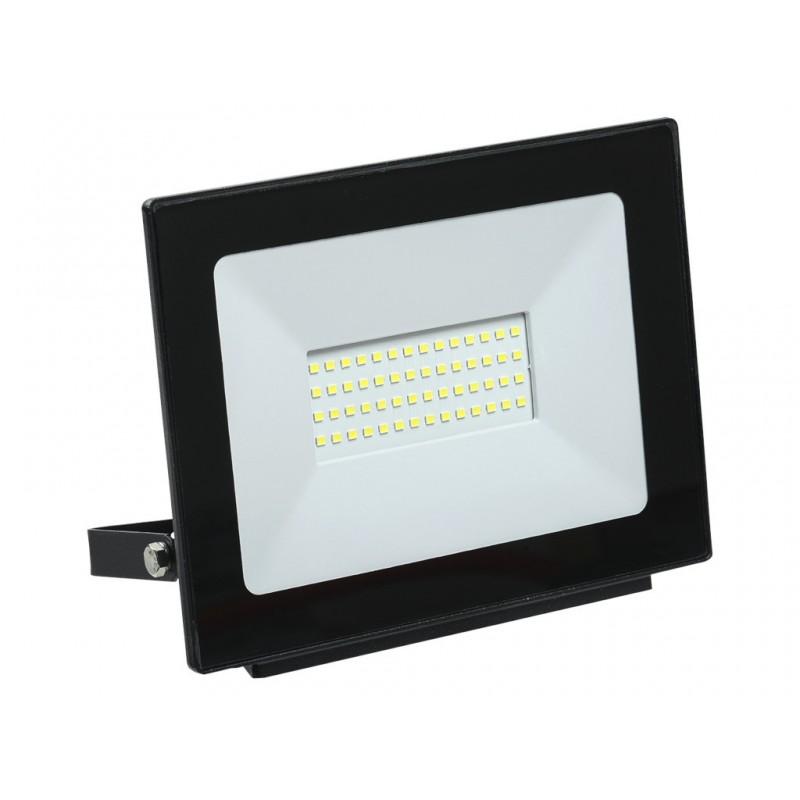 Прожектор IEK СДО 06-50 IP65 Black LPDO601-50-40-K02