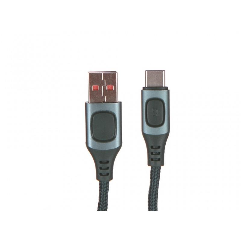 Аксессуар Baseus Flash Multi-protocol USB - Type-C 5A 1m Green CATSS-A06