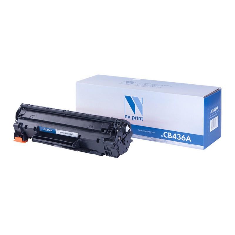 Картридж NV Print CB436A для LJ P1505/1120/1522