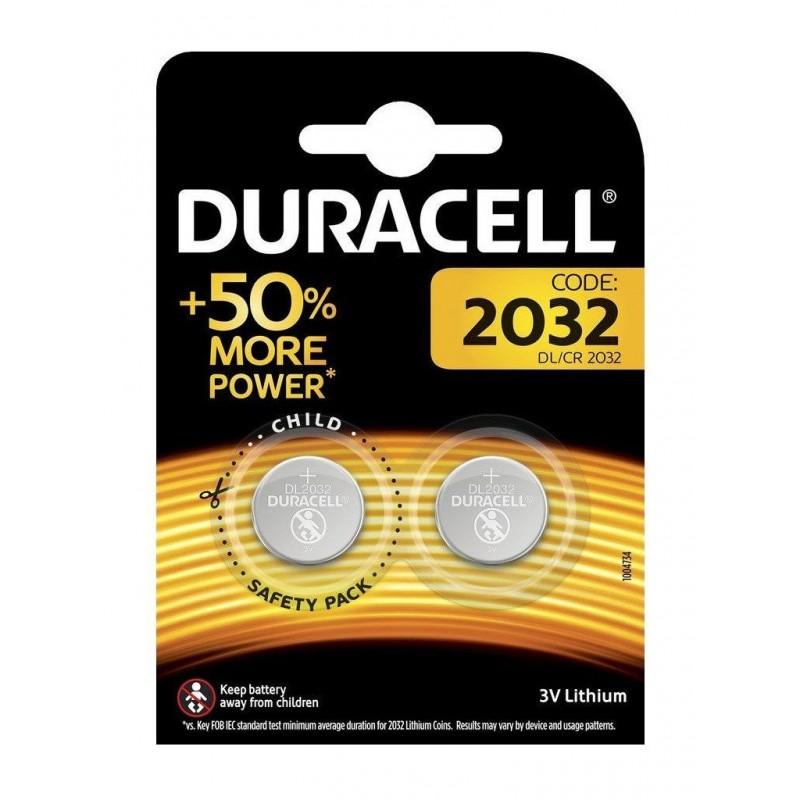 Батарейка CR2032 - Duracell DR CR2032/2BL