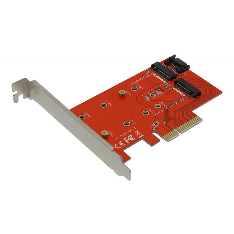 Контроллер Espada PCIe2NGFF