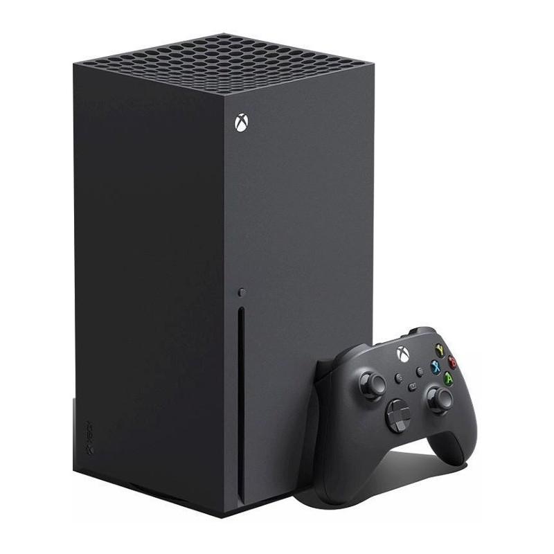Игровая приставка Microsoft Xbox Series X 1Tb RRT-00011 Выгодный набор + серт. 200Р!!!
