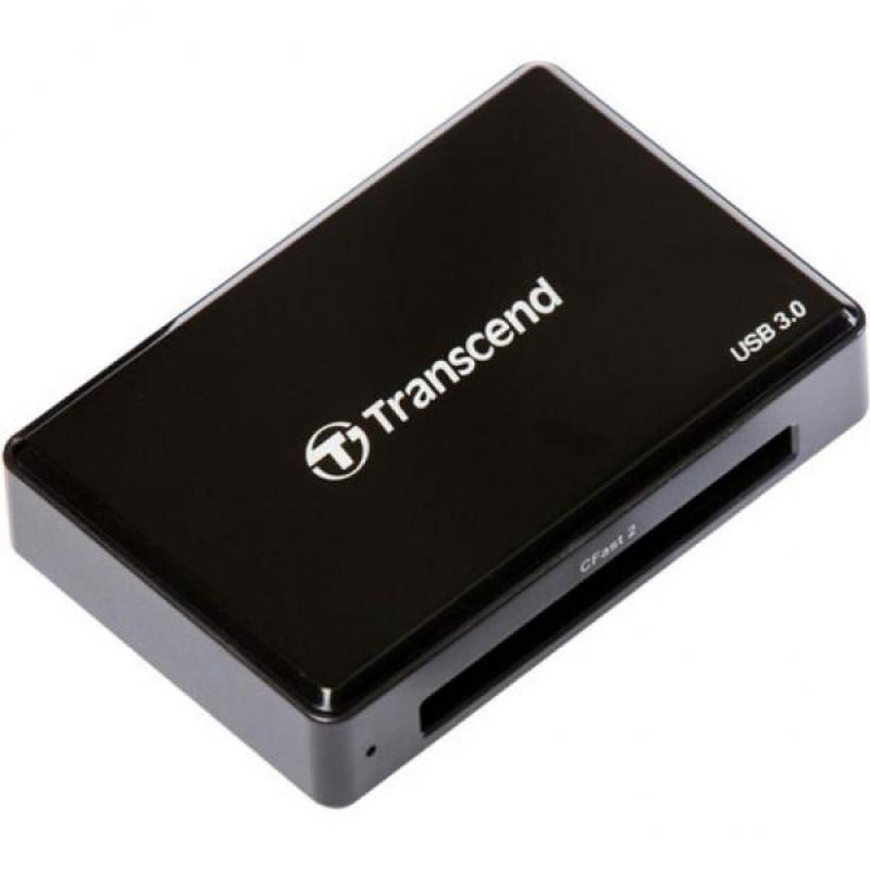 Карт-ридер Transcend Card Reader USB 3.0 TS-RDF2