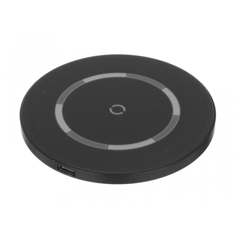 Зарядное устройство Baseus Simple Magnetic Wireless Charger IP12 Black WXJK-E01