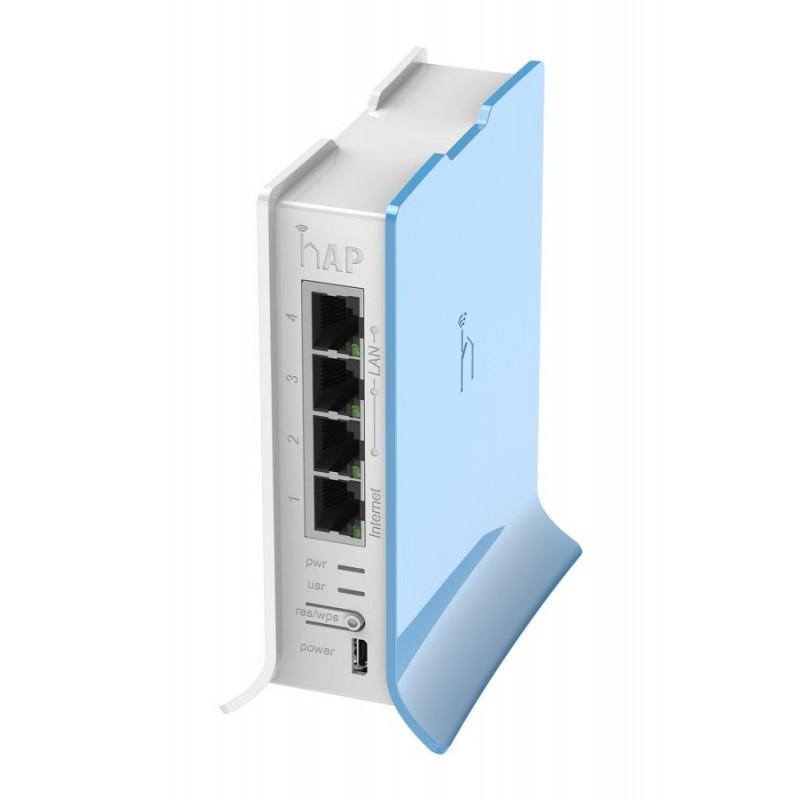 Wi-Fi роутер MikroTik RB941-2nD-TC