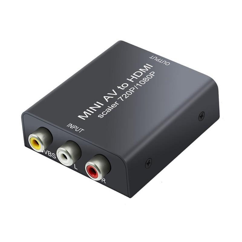 Сплиттер Orient C205 AV 3xRCA - HDMI F PAL/NTSC 30765