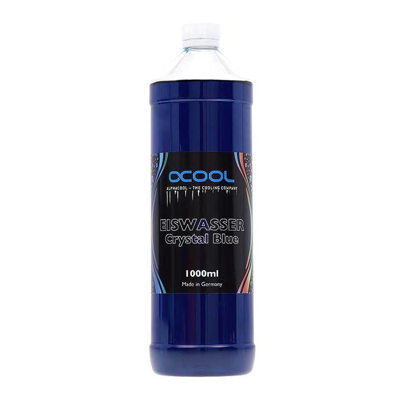 Охлаждающая жидкость Alphacool Eiswasser Crystal Blue UV-active 1000ml 18543/1012560