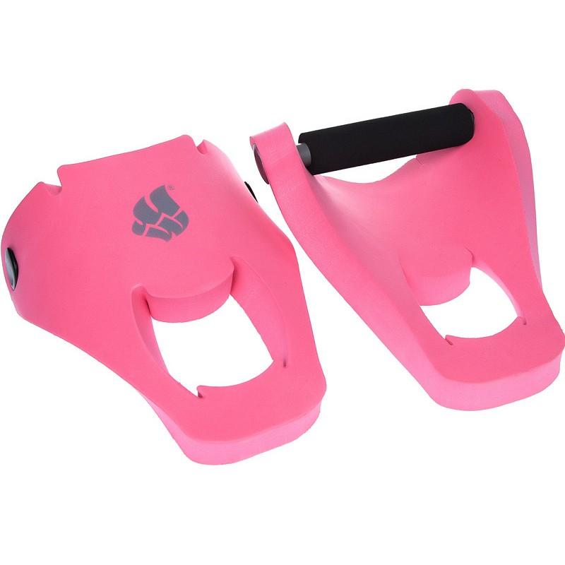 Акваманжеты Mad Wave Pink-Black M0823 01 0 00W