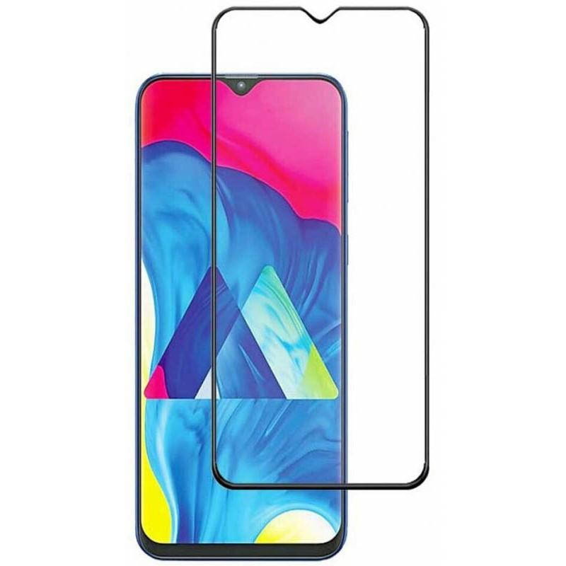Защитное стекло Mietubl для Samsung Galaxy M20 2.5D Full Glue Black M-835125