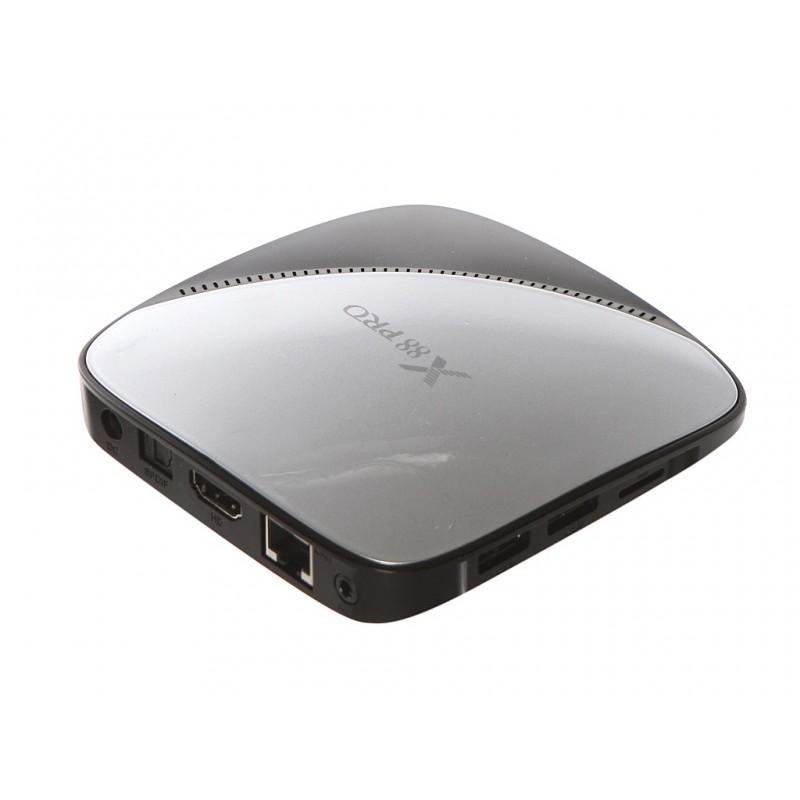 Медиаплеер Palmexx X88 Pro 4Gb/64Gb PX/PC-X88PRO464