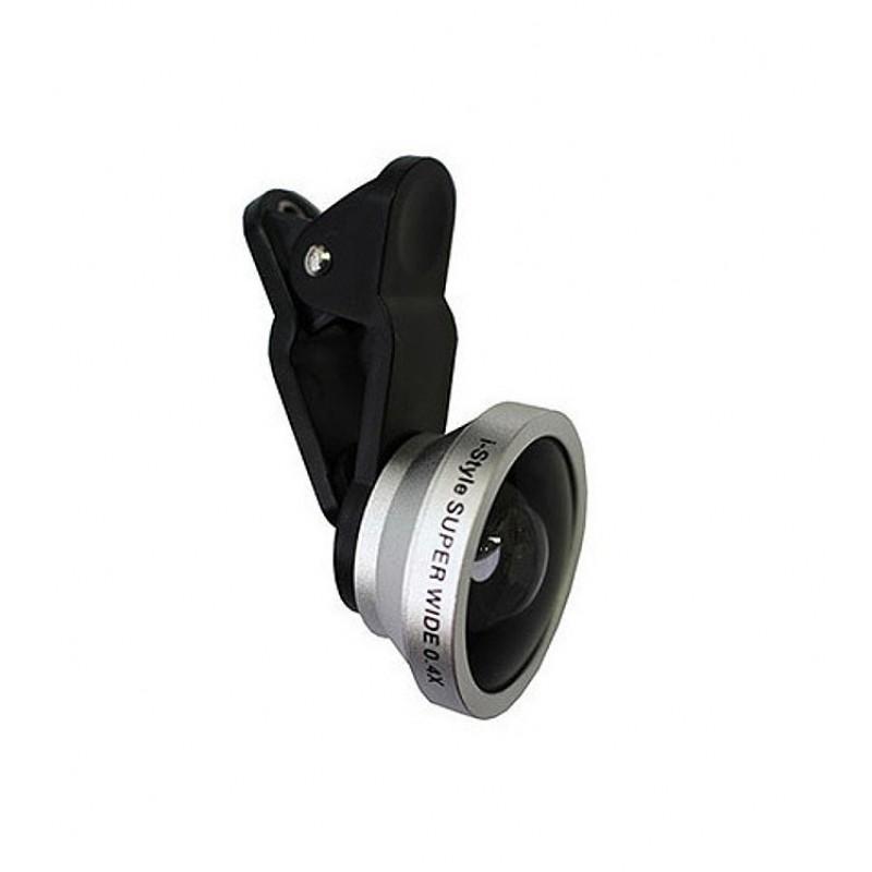 Съемный объектив-насадка Activ Selfi Cam lens Silver 48730