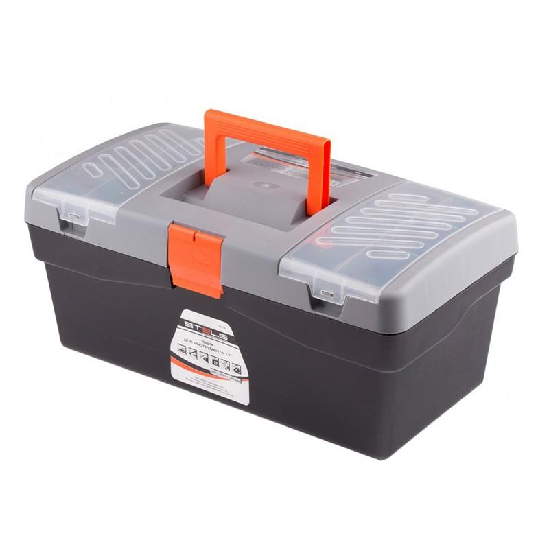 Ящик для инструментов Stels 17 420х220х180mm 90704