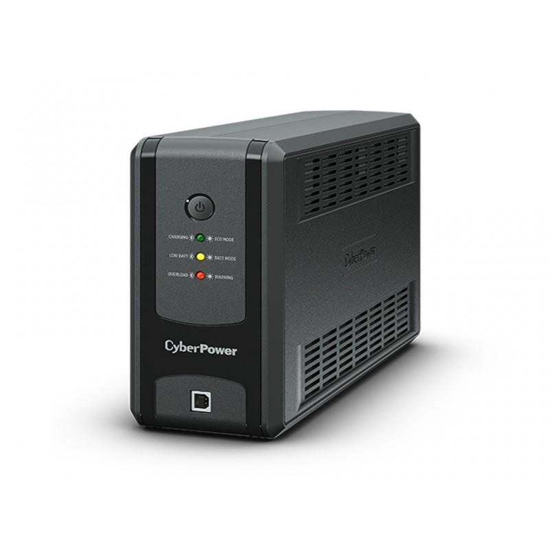 Источник бесперебойного питания CyberPower UT850EG Black