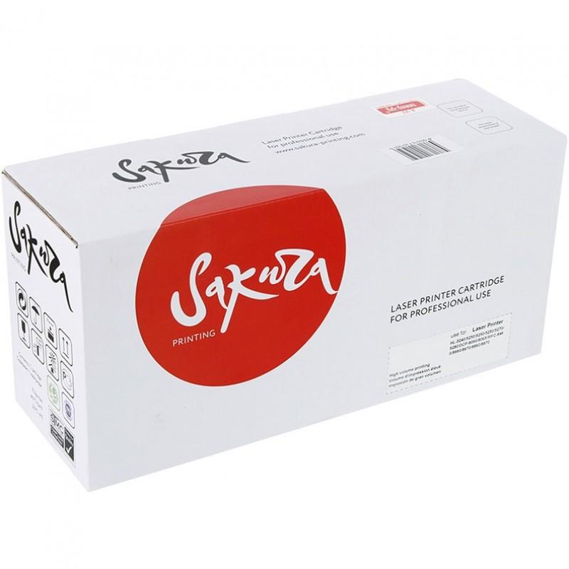 Картридж Sakura SACE312A Yellow для HP LaserJet Pro CP1025/CP1025NW