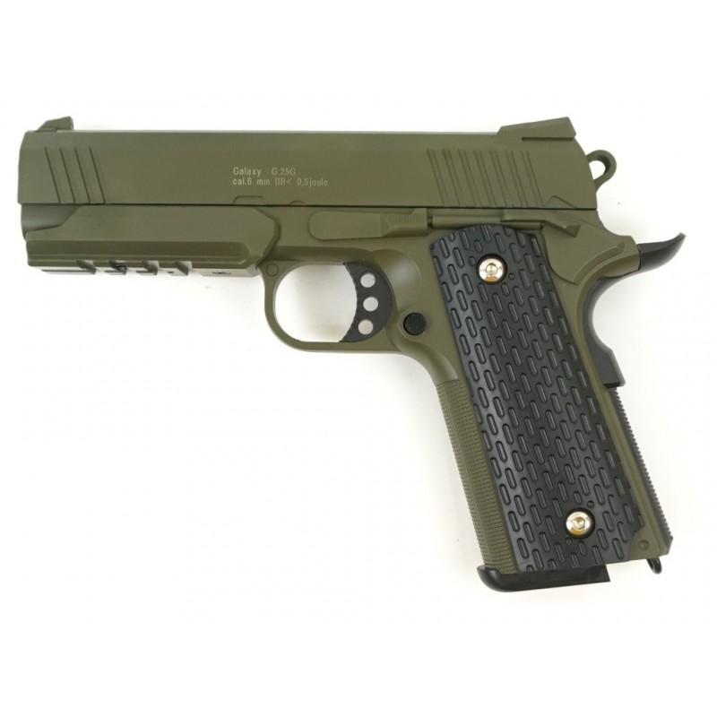 Страйкбольный пистолет Galaxy G.25G