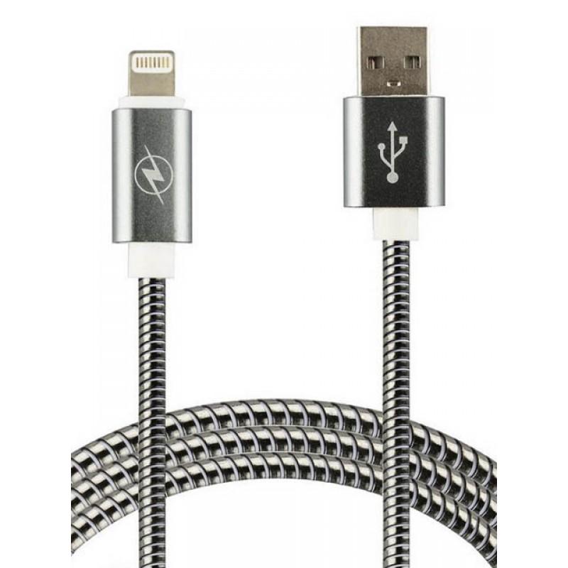 Аксессуар WIIIX USB - Lightning 1m Black CB520-U8-10B