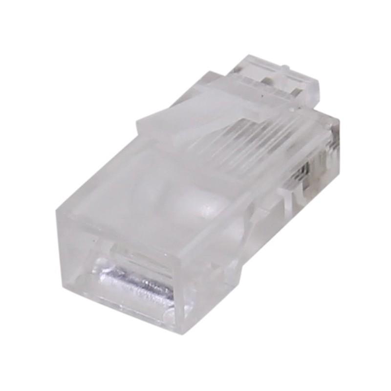 Коннектор Vcom RJ-45 8P8C VNA2200-1/20 - 20шт