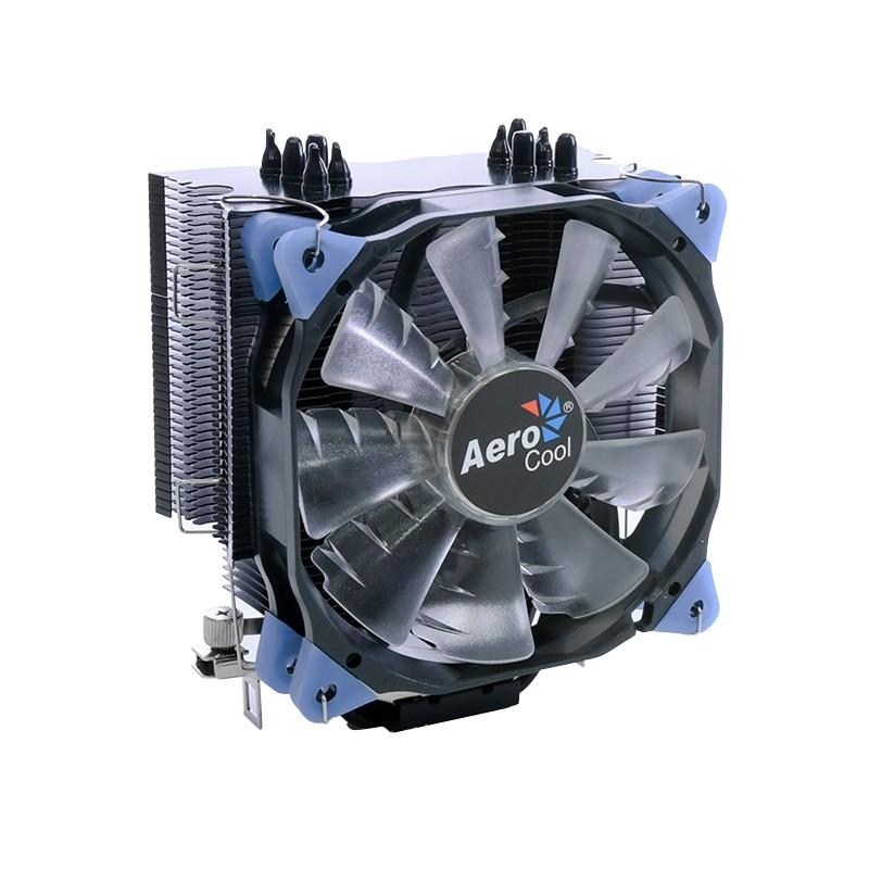 Кулер AeroCool Verkho 5 Dark (Intel LGA 2066/2011/1156/1155/1151/1150/775/ AMD AM4/AM3+/AM3/AM2+/AM2/FM2/FM1)