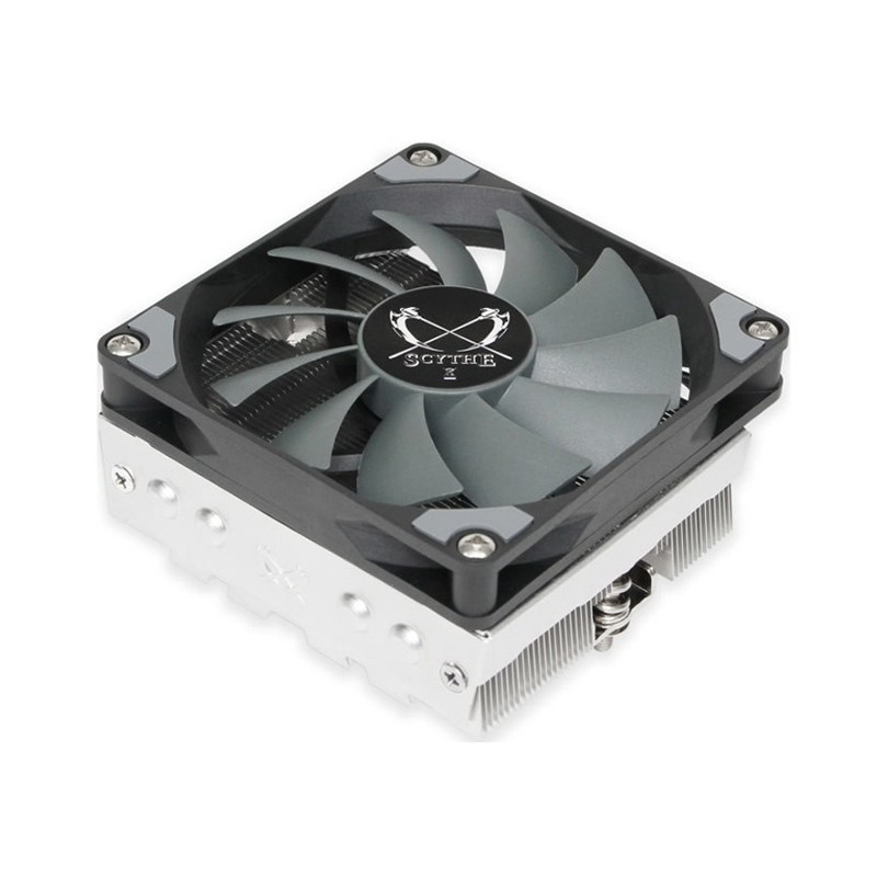 Кулер Scythe Shuriken 2 CPU Cooler SCSK-2000 (Intel 775/115Х/1366/AM2/AM3/AM4/FM1/FM2+)