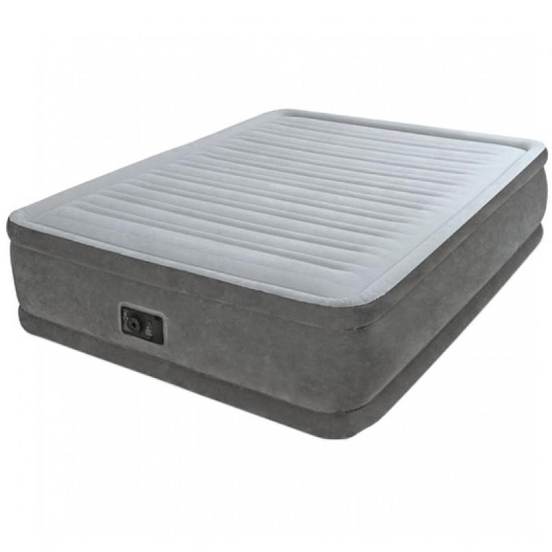 Надувной матрас Intex Comfort-Plush Elevated 152x203x46cm 64414 134392