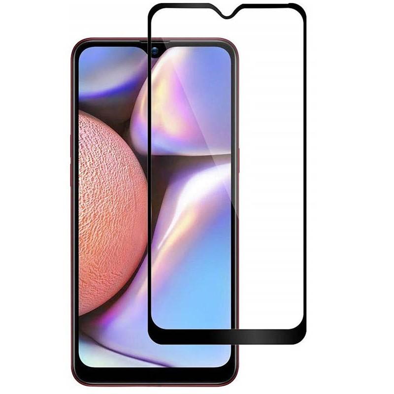 Защитное стекло Mietubl для Samsung A10S / M10 / A10 11D Full Glue Black M-637368