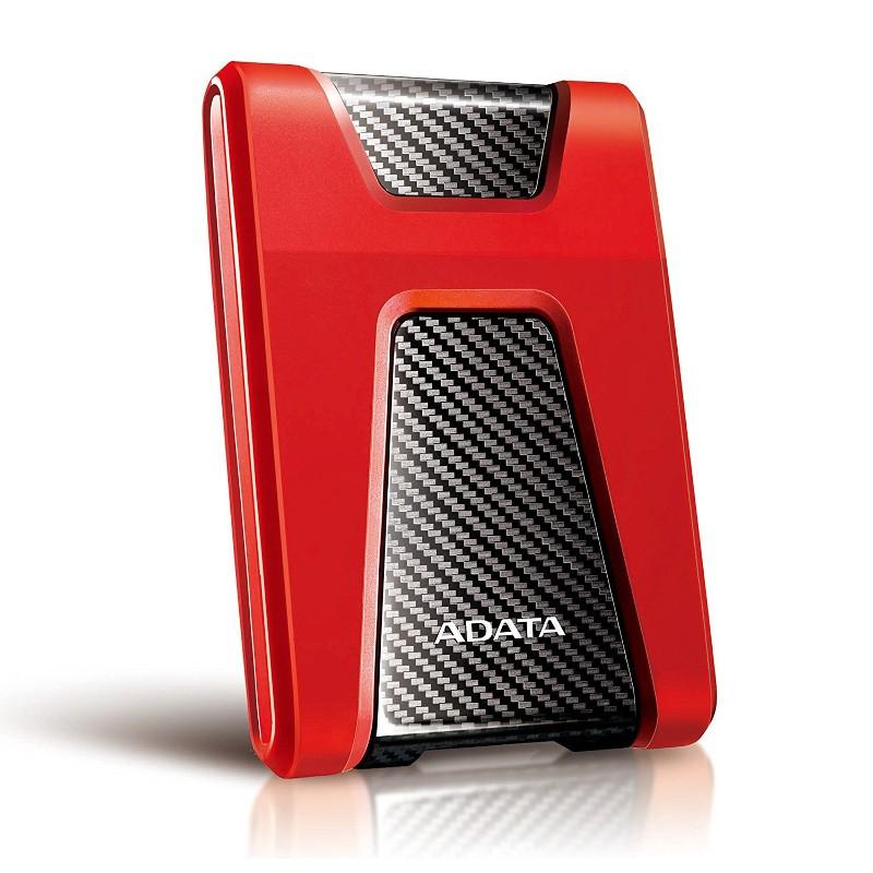 Жесткий диск A-Data HD650 2Tb Red AHD650-2TU31-CRD