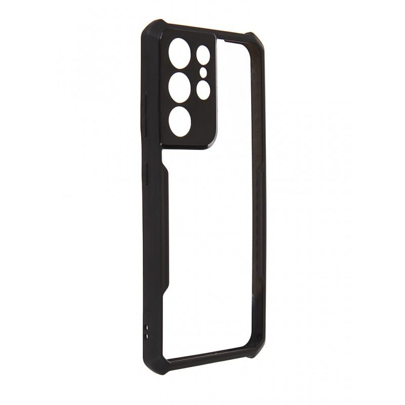Чехол Xundd для Samsung S21 Ultra Beatle Black УТ000025607