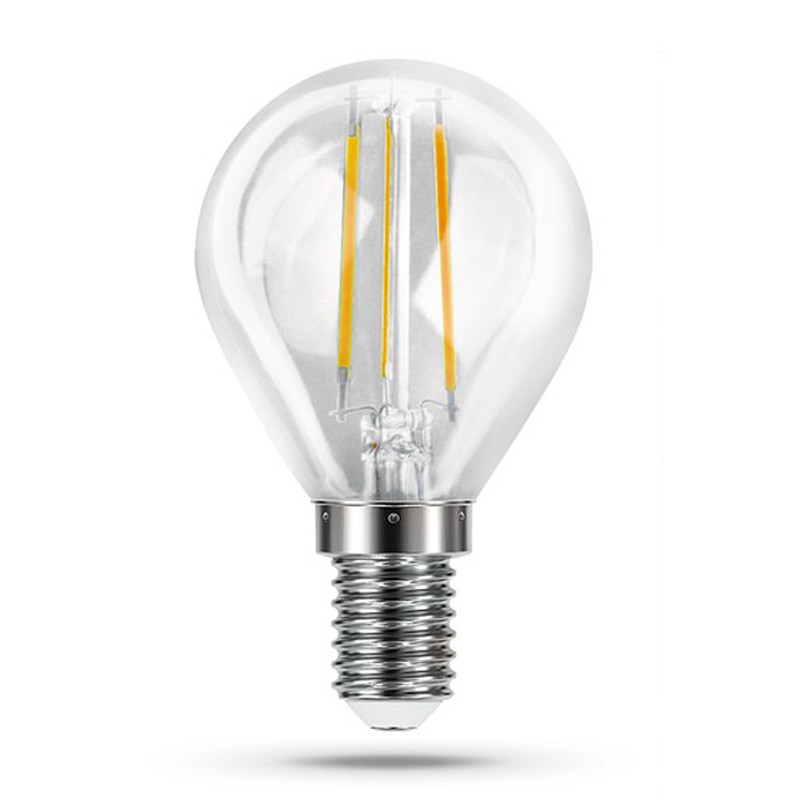 Лампочка Camelion E14 7W 220V 4500K 765Lm LED7-G45-FL/845/E14 13458