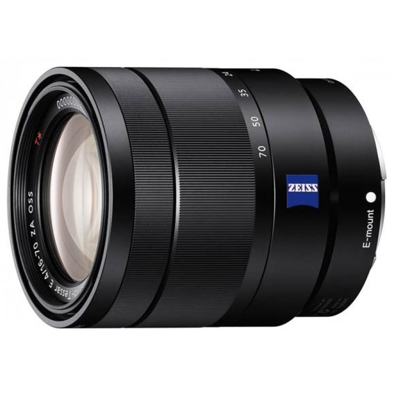 Объектив Sony SEL-1670Z Vario-Tessar E 16-70 mm F/4.0 ZA OSS T* for NEX